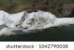 aerial picture of the white... | Shutterstock . vector #1042790038