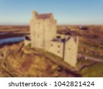 digital blurred defocused ...   Shutterstock . vector #1042821424