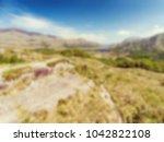 digital blurred defocused...   Shutterstock . vector #1042822108