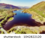 digital blurred defocused...   Shutterstock . vector #1042822120