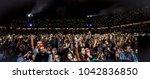 lviv  ukraine   august 24  2016 ... | Shutterstock . vector #1042836850