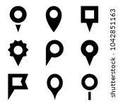 set of map pointers. vector...