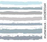 paint stripe seamless pattern....   Shutterstock .eps vector #1042853164