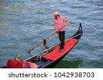 venice  italy   june 22 ... | Shutterstock . vector #1042938703