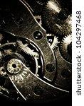 inner space. abstruct... | Shutterstock . vector #104297468