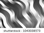dark silver  gray vector... | Shutterstock .eps vector #1043038573