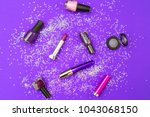 beauty and fashion are ultra... | Shutterstock . vector #1043068150