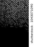dark silver  gray vertical ... | Shutterstock . vector #1043071090