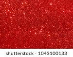Extra Shiny Red Glitter Luxury...