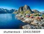 Reine  Lofoten  Norway   04 06...