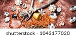 precious stones for jewelry and ... | Shutterstock . vector #1043177020