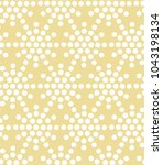 seamless vector pattern with... | Shutterstock .eps vector #1043198134