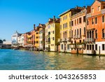 ancient architecture... | Shutterstock . vector #1043265853
