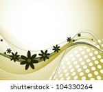 Vector Background. Abstract...