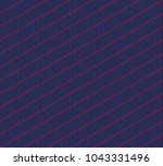 isometric grid. vector seamless ... | Shutterstock .eps vector #1043331496