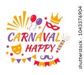 celebration festive background... | Shutterstock .eps vector #1043376904