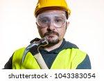 job  do it yourself  man... | Shutterstock . vector #1043383054
