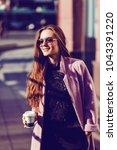 summer sunny lifestyle fashion...   Shutterstock . vector #1043391220