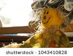 Scarecrow Doll In The Sunlight