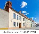 krosno odrzanskie  lubusz... | Shutterstock . vector #1043413960