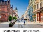 inowroclaw  kuyavian province   ... | Shutterstock . vector #1043414026