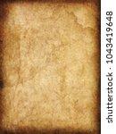 old paper texture   Shutterstock . vector #1043419648