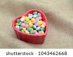 sweet and flavored colorful... | Shutterstock . vector #1043462668