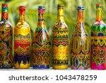 Decorative Glass Bottles Is...