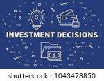 conceptual business... | Shutterstock . vector #1043478850