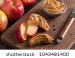 Apples And Peanut Butter For A...