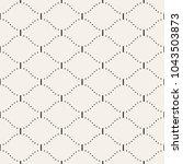 seamless geometric pattern....   Shutterstock .eps vector #1043503873