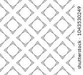 seamless vector pattern in... | Shutterstock .eps vector #1043530249