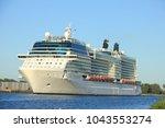 velsen  the netherlands  august ... | Shutterstock . vector #1043553274