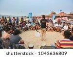 calangute   india   november 19 ... | Shutterstock . vector #1043636809