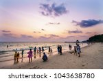 sihanoukville  cambodia   feb... | Shutterstock . vector #1043638780