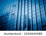 modern architecture tone close... | Shutterstock . vector #1043644480
