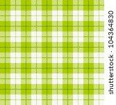 Checkered Tablecloth. Seamless...