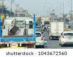 samutprakarn thailand  march 10 ... | Shutterstock . vector #1043672560