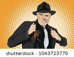 stock illustration. people in... | Shutterstock .eps vector #1043723770