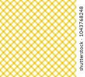 plaid kitchen vector seamless... | Shutterstock .eps vector #1043768248