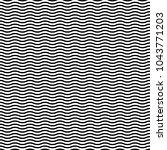 wavy  waving horizontal lines... | Shutterstock .eps vector #1043771203