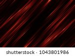 abstract red background with... | Shutterstock . vector #1043801986
