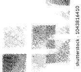 abstract grunge grid stripe... | Shutterstock .eps vector #1043816410