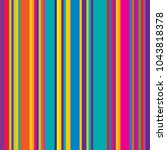 vector pattern with colorful...   Shutterstock .eps vector #1043818378