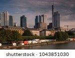 frankfurt germany   25 august... | Shutterstock . vector #1043851030