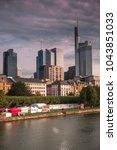frankfurt germany   25 august...   Shutterstock . vector #1043851033