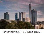 frankfurt germany   25 august...   Shutterstock . vector #1043851039