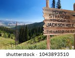 Jackson Hole  Wyoming   May 15...