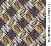 seamless geometric pattern.... | Shutterstock .eps vector #1043956576