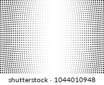 abstract halftone wave dotted... | Shutterstock .eps vector #1044010948